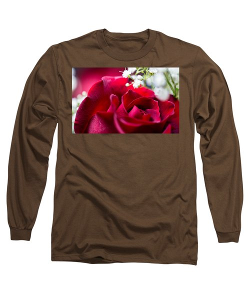 Valentine Long Sleeve T-Shirt by Alex Lapidus