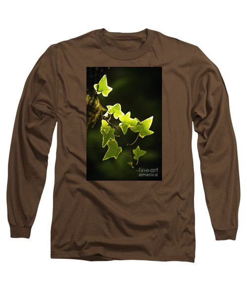 Variegated Vine Long Sleeve T-Shirt