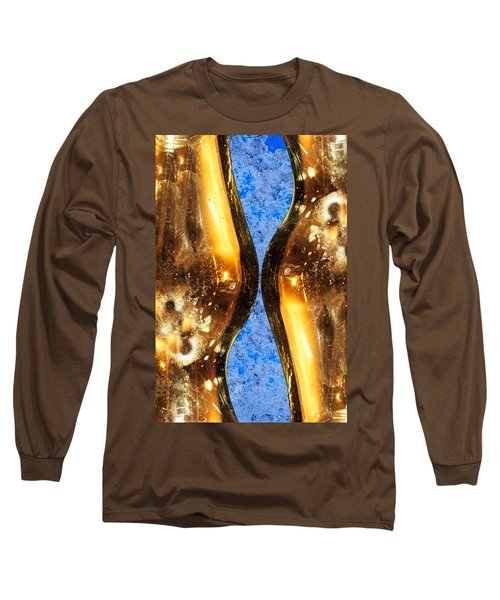 Vertical Independence Long Sleeve T-Shirt