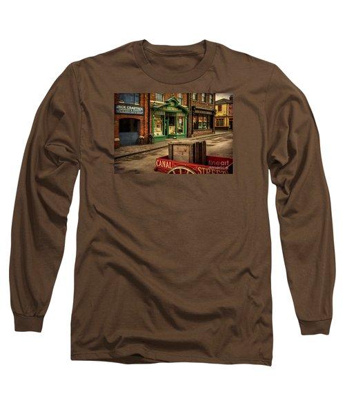 Victorian Town Long Sleeve T-Shirt