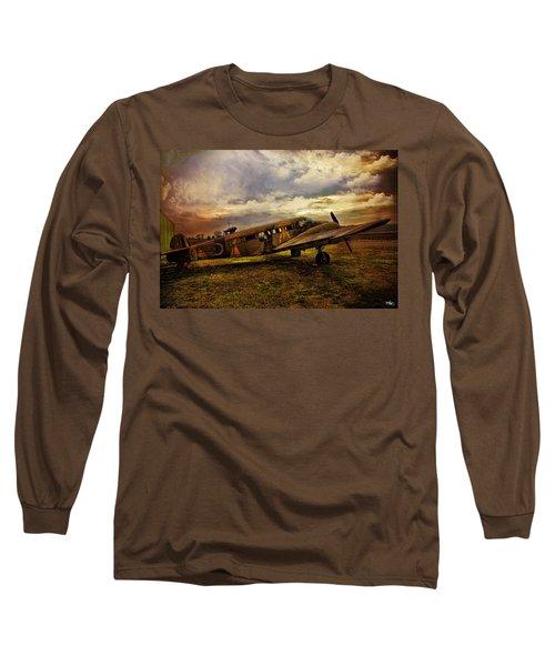 Vintage Plane Long Sleeve T-Shirt
