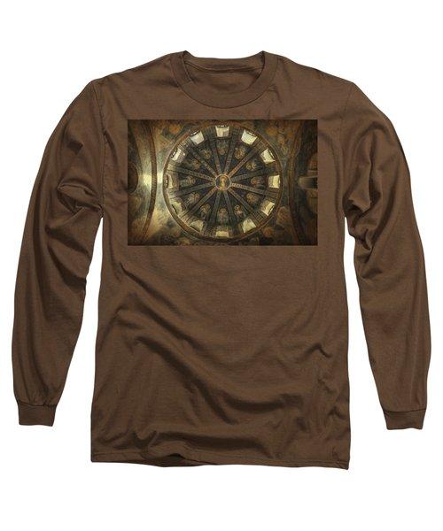 Virgin Mary Cupola Long Sleeve T-Shirt