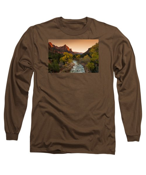 Virgin River Long Sleeve T-Shirt by Tassanee Angiolillo