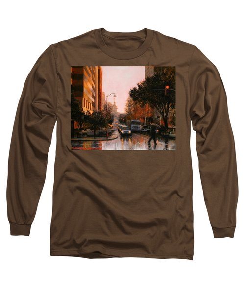 Vista Drizzle Long Sleeve T-Shirt
