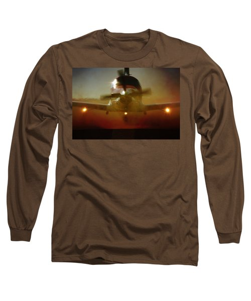 Waiting For Mercy Long Sleeve T-Shirt