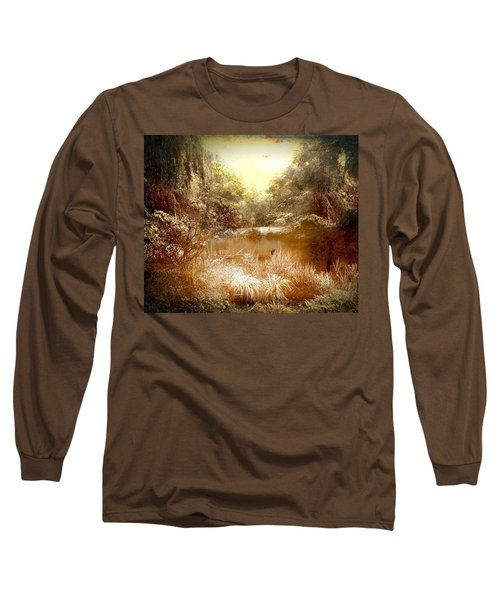 Walden Pond Long Sleeve T-Shirt