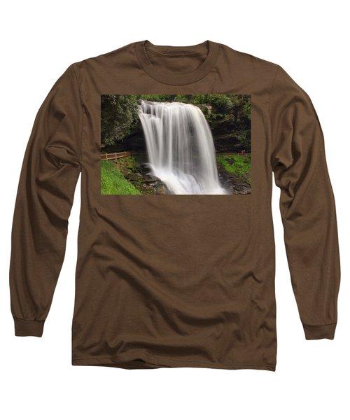 Walk Under A River Long Sleeve T-Shirt