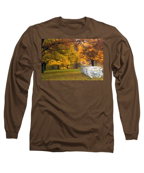 War And Peace Long Sleeve T-Shirt by Paul W Faust -  Impressions of Light