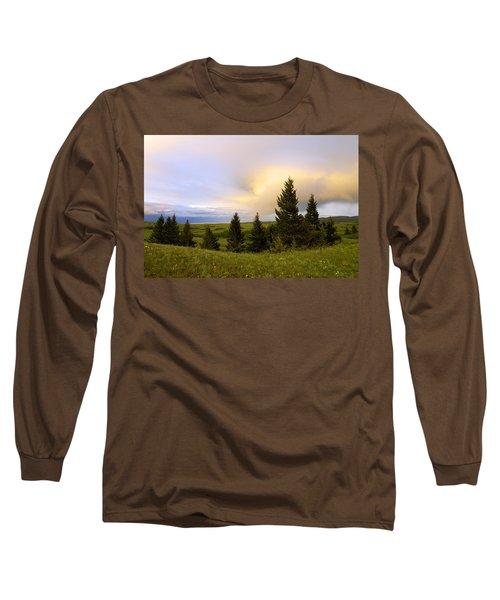 Warm The Soul Long Sleeve T-Shirt