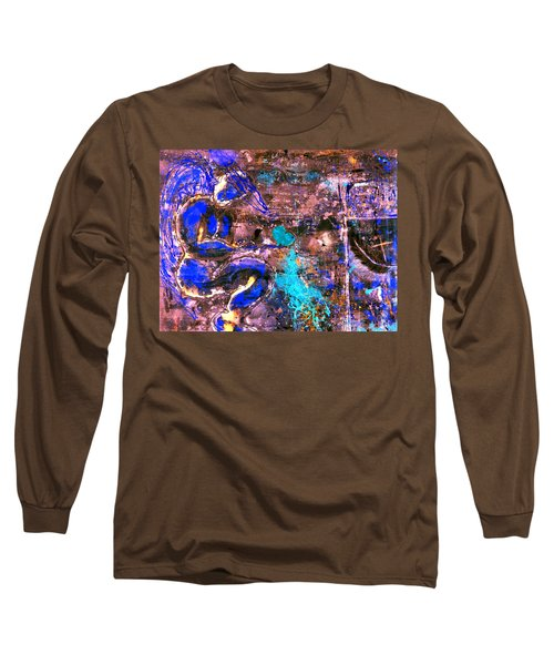 We All Bleed The Same Color Iv Long Sleeve T-Shirt