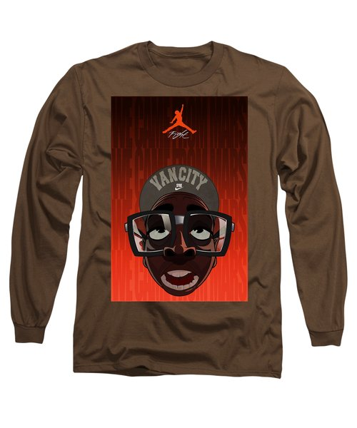 We Came From Mars Long Sleeve T-Shirt by Nelson Dedos  Garcia