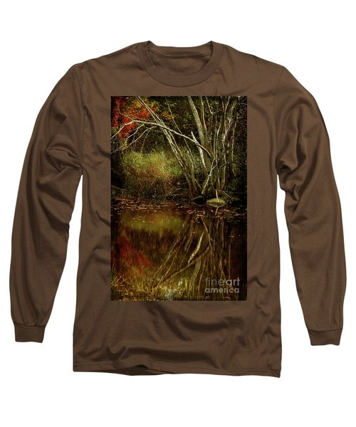 Weeping Branch Long Sleeve T-Shirt