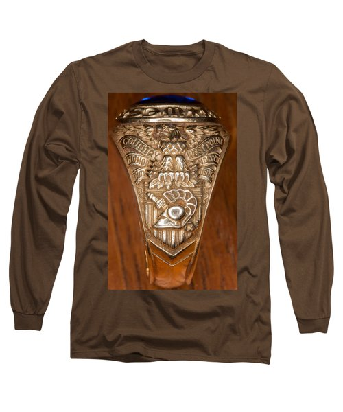 West Point Class Ring Long Sleeve T-Shirt