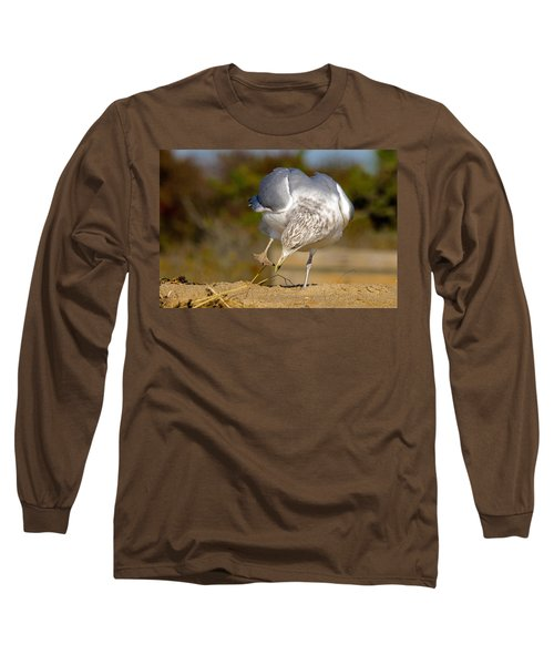 What Did I Just Step In? Long Sleeve T-Shirt