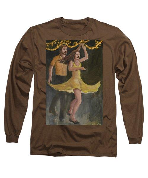 Whirl Long Sleeve T-Shirt