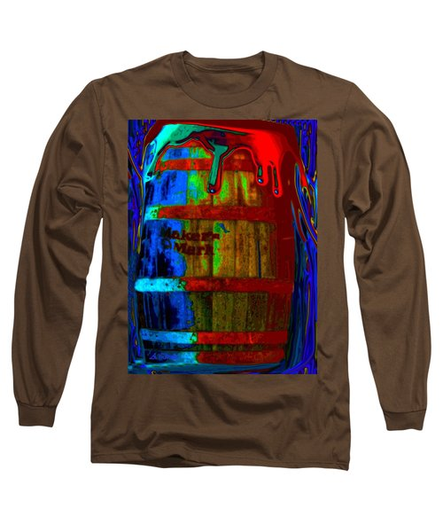 Whiskey A Go Go Long Sleeve T-Shirt