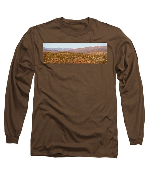 Wickenburg Mountains Long Sleeve T-Shirt
