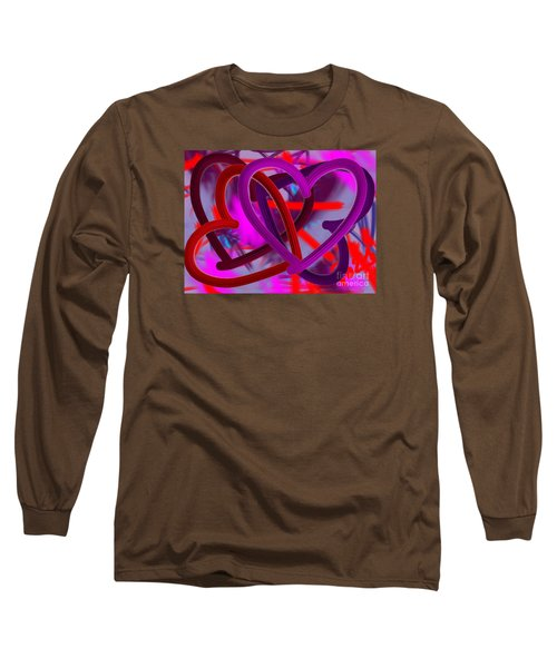 Wild Hearts Long Sleeve T-Shirt