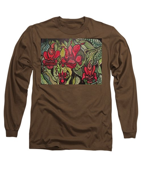 Wild Things  Long Sleeve T-Shirt