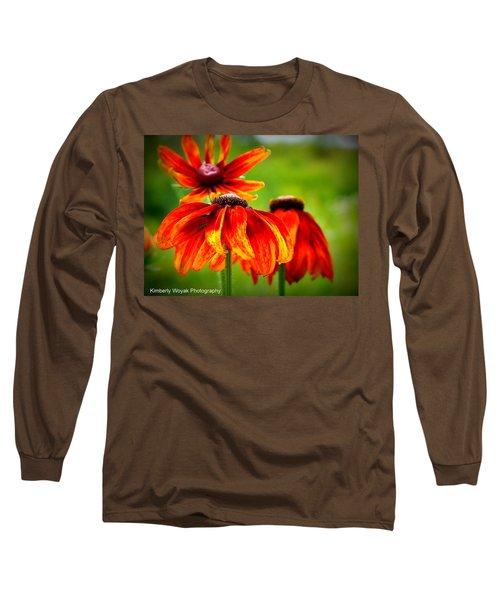 Wildest Bloom Long Sleeve T-Shirt