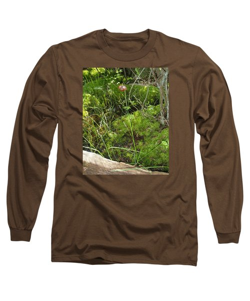 Long Sleeve T-Shirt featuring the photograph Wildflower 1 by Robert Nickologianis