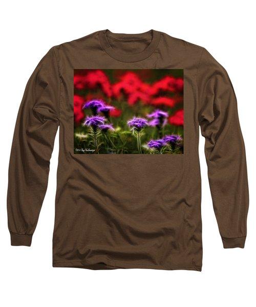 Wildflower Fantasy Long Sleeve T-Shirt