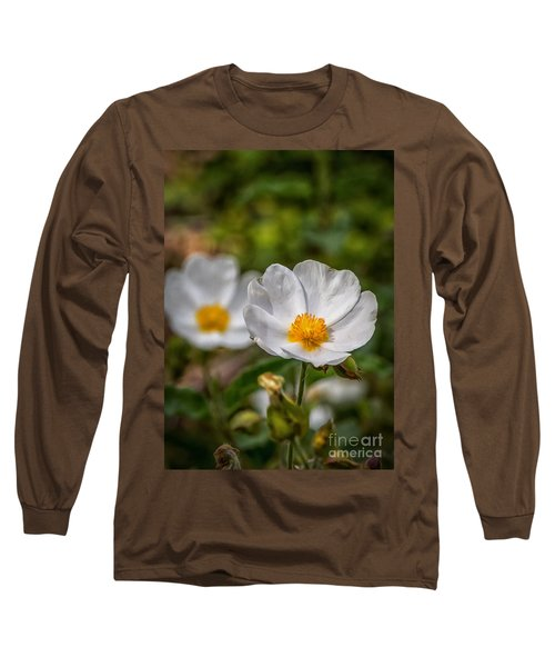 Wildflower Poppin Long Sleeve T-Shirt