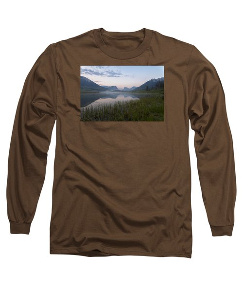 Wind River Morning Long Sleeve T-Shirt