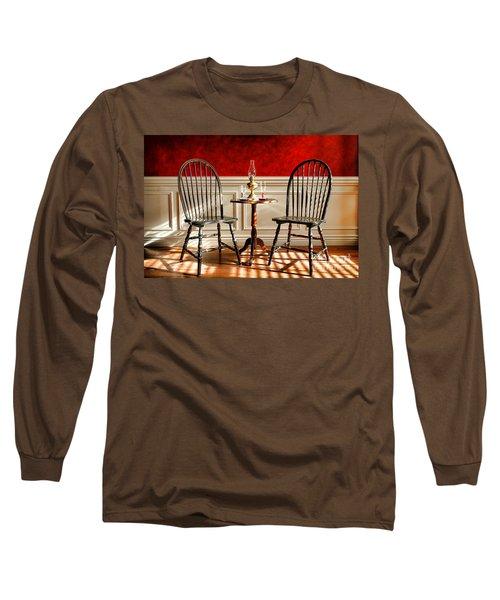 Windsor Chairs Long Sleeve T-Shirt
