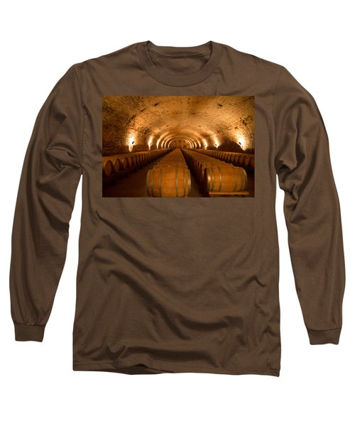 Wine Cellar Long Sleeve T-Shirt
