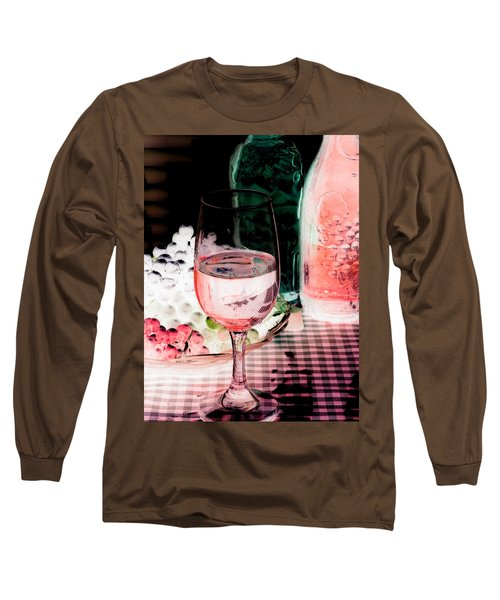 Wine Country - Photopower 03 Long Sleeve T-Shirt