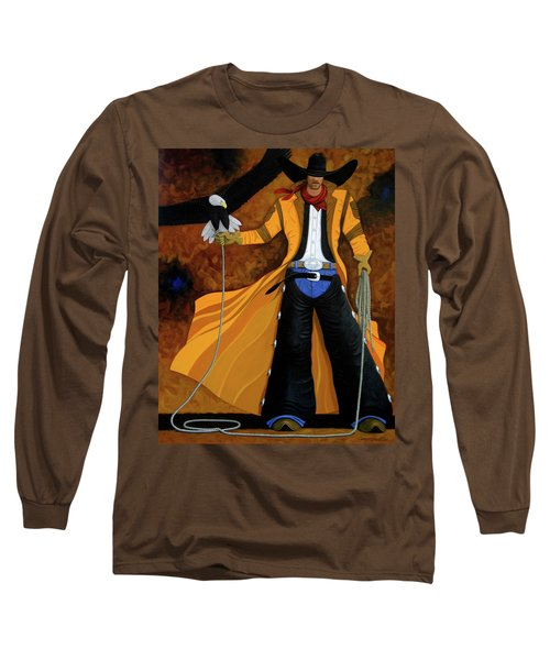 Wings Of The West Long Sleeve T-Shirt