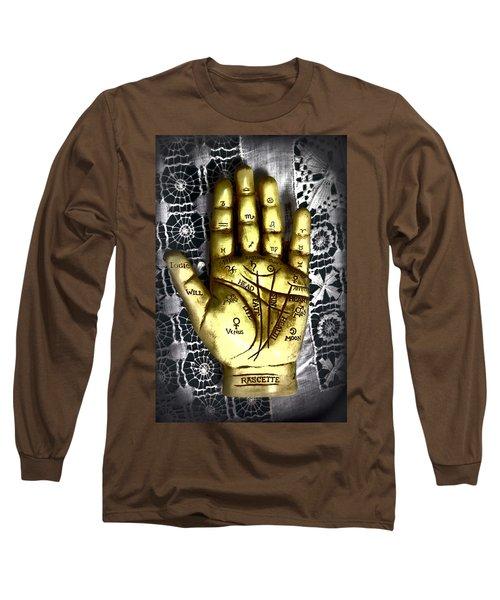 Winning Hand Long Sleeve T-Shirt