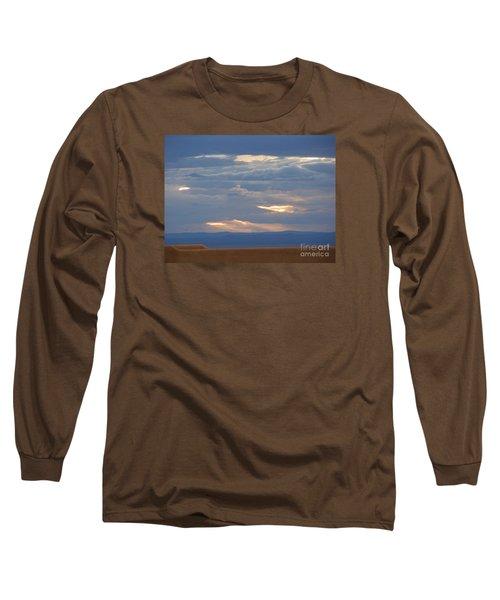 Winter Clouds Long Sleeve T-Shirt