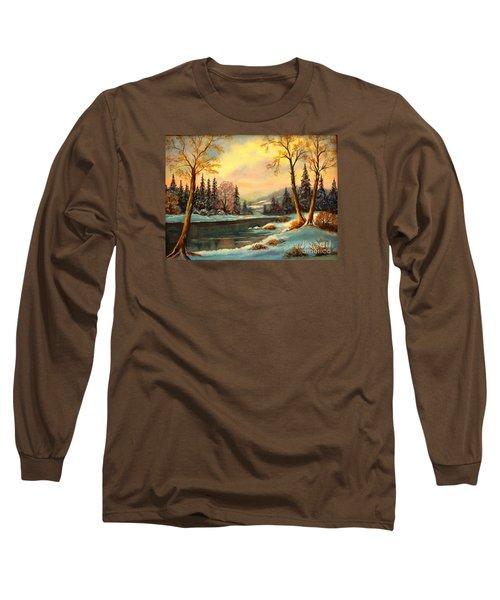 Winter Splendor Long Sleeve T-Shirt
