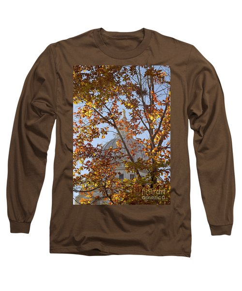 Wisconsin Capitol Long Sleeve T-Shirt