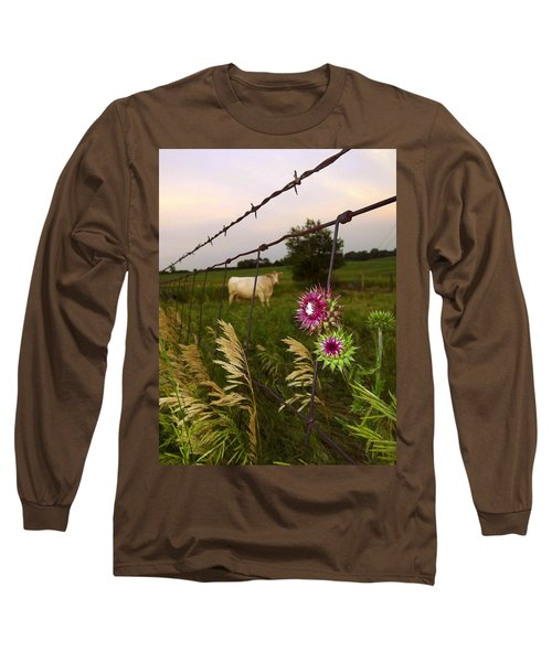 Wisconsin Evening Long Sleeve T-Shirt