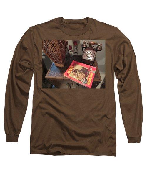 Wish Book Long Sleeve T-Shirt