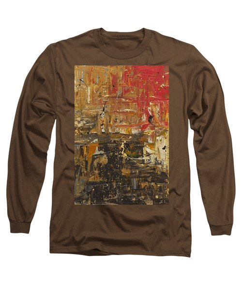 Wonders Of The World 2 Long Sleeve T-Shirt