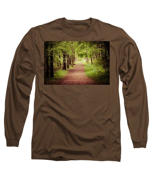 Woodland Trail Long Sleeve T-Shirt