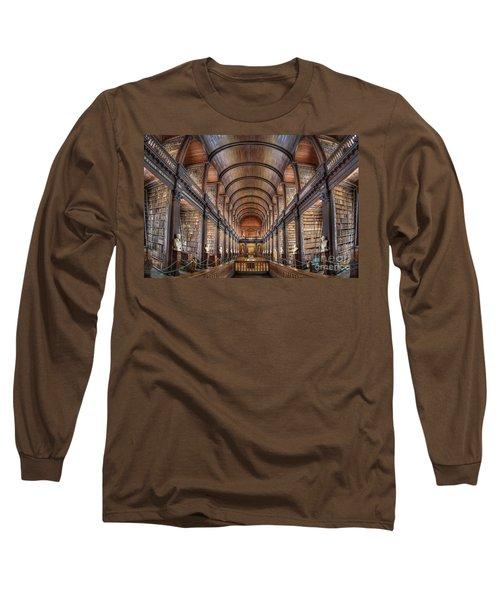 World Of Books Long Sleeve T-Shirt