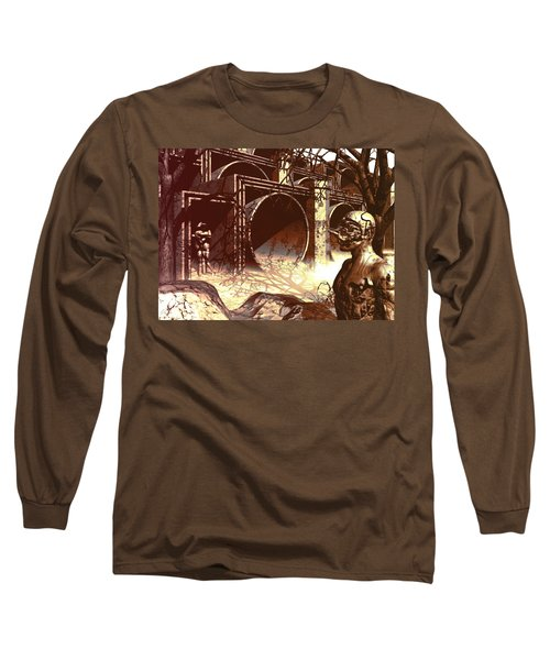 World Of Ruin Long Sleeve T-Shirt