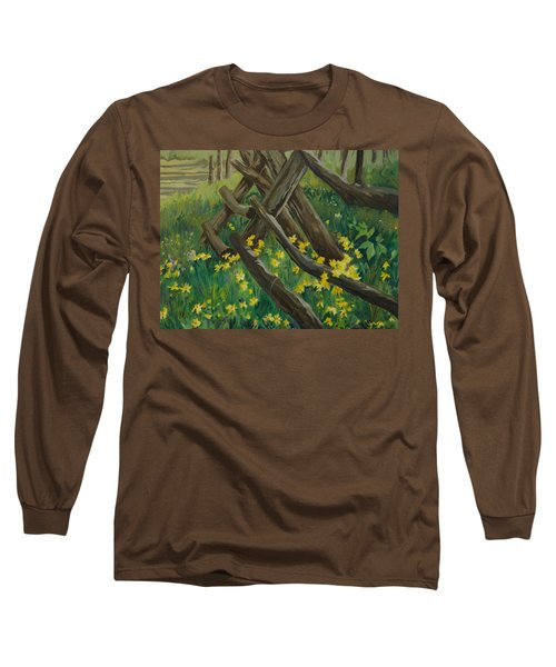 Wyoming Summer Long Sleeve T-Shirt