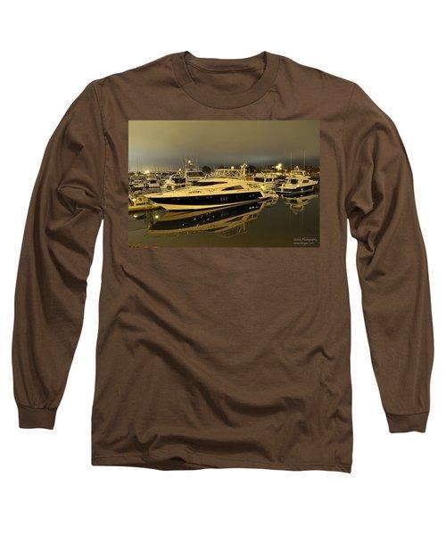 Yacht  Long Sleeve T-Shirt