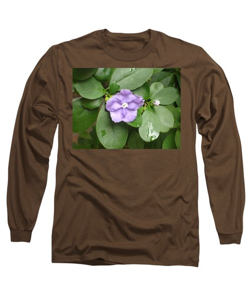 Long Sleeve T-Shirt featuring the photograph Yesterday Today Tomorrow by Lew Davis