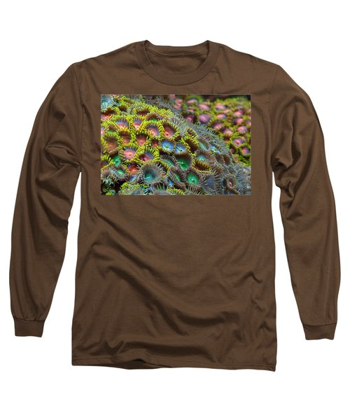 Zoanthids Long Sleeve T-Shirt