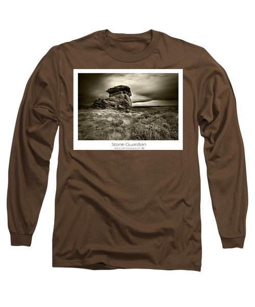 Stone Guardian Long Sleeve T-Shirt