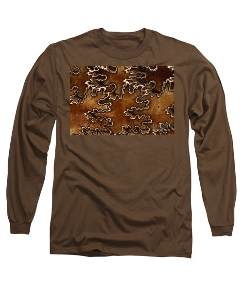 Baculites Fossil Long Sleeve T-Shirt