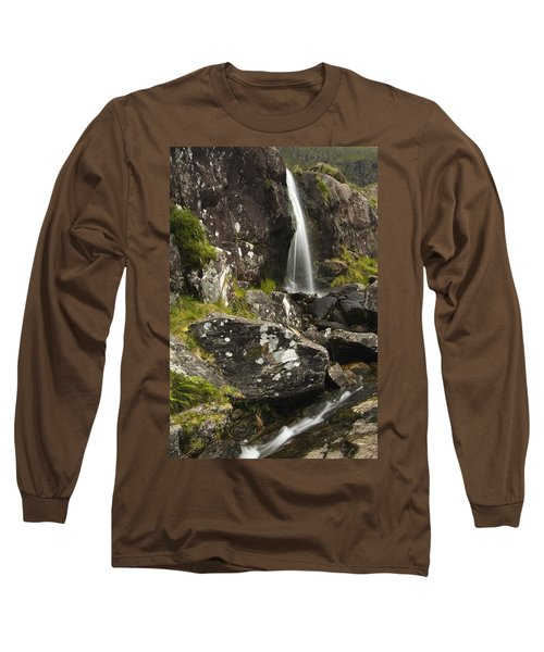 Connor Pass, Dingle Peninsula, County Long Sleeve T-Shirt