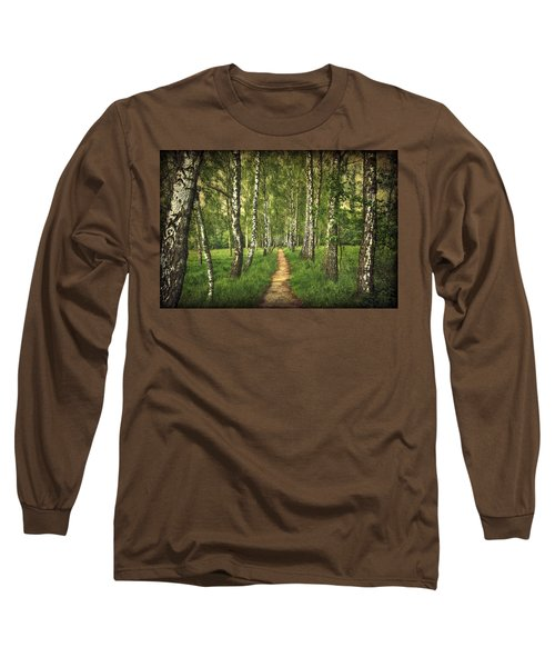 Find Your Way Back Home Long Sleeve T-Shirt